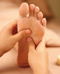 réflexologie plantaire Entre pieds et Mains